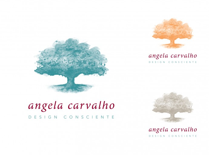 "Marca ""Angela Carvalho - Design Consciente"""