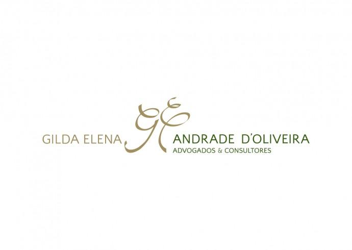 """Marca """"Gilda Elena Andrade D'Oliveira"""""""