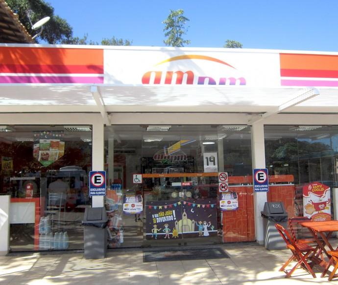 Fachada da loja AM PM de Búzios - RJ